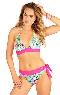 Bikinis LITEX > Bikini Oberteil mit Push Up Cups.