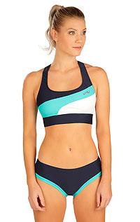 Športové plavky LITEX > Plavkový športový top bez výstuže.