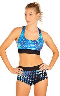 Sport swimwear LITEX > Low waist bikini shorts.