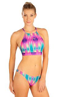 Sport swimwear LITEX > Bikini sport top with pads.