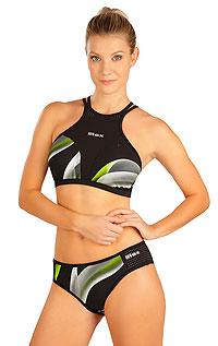 Sport swimwear LITEX > Bikini top with removable pads.