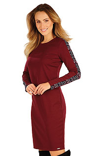 Women´s clothes LITEX > Women´s dress with long sleeves.