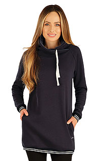 Sweatshirts, Hoodies LITEX > Damen Lange Sweatshirt.