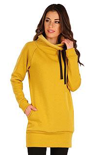 Litex Mikinové šaty s dlouhým rukávem. 7A080M 108 - vel. M