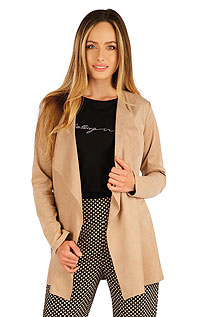 Women´s clothes LITEX > Women´s cardigan with long sleeves.
