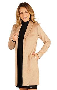 Bundy, vesty, kabátiky LITEX > Kabátik dámsky s dlhými rukávmi.