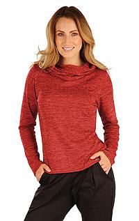 Sweatshirts, cardigans, turtlenecks LITEX > Women´s sweater with hood.