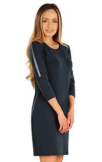 Kleider, Röcke, Tuniken LITEX > Damen Kleid mit 3/4 Ärmeln.