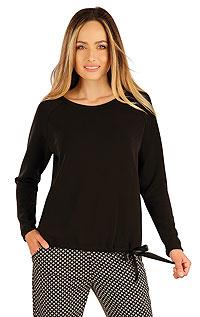 T-Shirts, Tops, Blusen LITEX > Damen Sweatshirt mit langen Ärmeln.