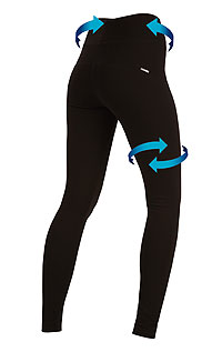 Leggings, trousers, shorts LITEX > Women´s long slimming leggings.
