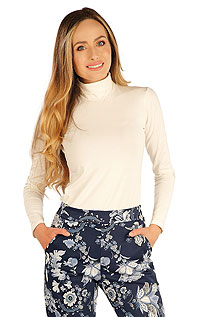 Sweatshirts, cardigans, turtlenecks LITEX > Women´s  turtleneck with long sleeves.