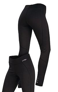 Lange Leggings LITEX > Damen Softshell Leggings, lang.