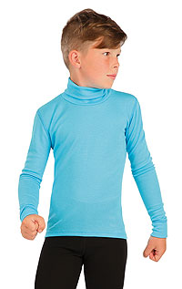 Kid´s sportswear LITEX > Children´s thermal turtleneck shirt with long sleeves.