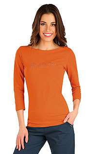 T-Shirts, tops, blouses LITEX > Women´s shirt with 3/4 length sleeves.