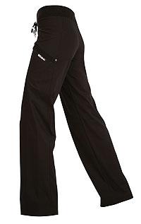 Litex Kalhoty dámské dlouhé do pasu. 7A380XXL 901 - vel. XXL černá