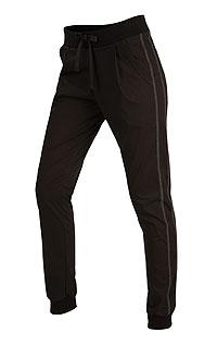 Litex Kalhoty dámské dlouhé bokové. 7A382XL 901 - vel. XL černá