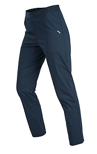 Litex Kalhoty dámské dlouhé do pasu. 7A390XL 514 - vel. XL tmavě modrá