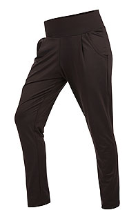 Leggings, trousers, shorts LITEX > Women´s long drop crotch trousers.