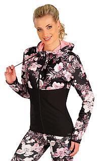Bundy, vesty LITEX > Mikina dámska s kapucňou.