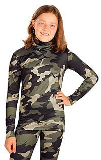 Thermal underwear LITEX > Children´s thermal t-shirt.