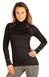 Thermal underwear LITEX > Women´s thermal turtleneck shirt with long sleeves.