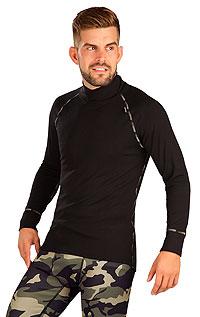 Thermal underwear LITEX > Men´s thermal turtleneck.