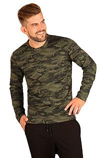 Pánske športové oblečenie LITEX > Tričko pánske s dlhým rukávom.