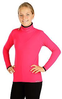 Kid´s sportswear LITEX > Children´s long-sleeves turtleneck.