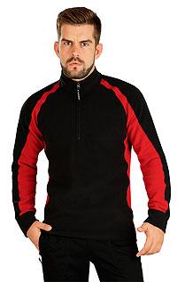 Pánske športové oblečenie LITEX > Fleecová mikina pánska.