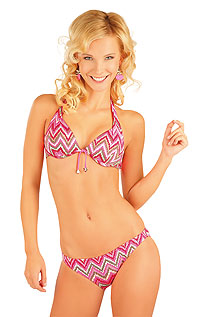 Swimwear Discount LITEX > Bikini top with push-up cups.
