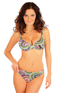 Underwired bikini top. | Swimwear Discount LITEX