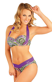 Classic cut bikini bottoms. | Swimwear Discount LITEX