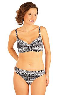 Dámske plavky - zľava LITEX > Plavkové nohavičky stredne vysoké.