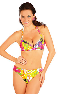 Sale LITEX > Bikini Oberteil mit Push Up Cups.