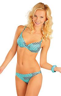 Badeanzüge LITEX > Bikini Oberteil mit Push Up Cups.