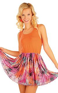 Športové oblečenie -  zľava LITEX > Šaty dámske bez rukávov.