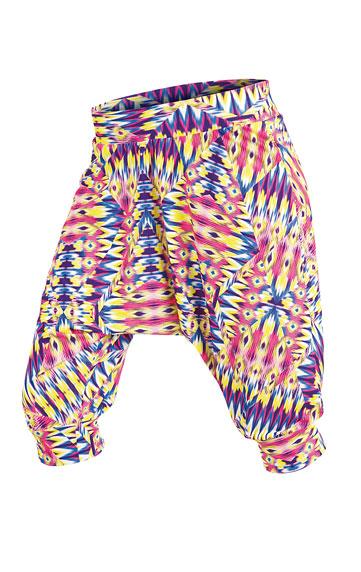 Nohavice háremové v 3/4 dĺžke. | Plážové doplnky LITEX