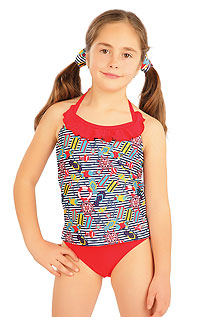 Kid´s swimwear - Discount LITEX > Girl swim middle waisted bottom.