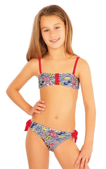Mädchen Bikini Oberteil BANDEAU. | Bademode für Mädchen LITEX