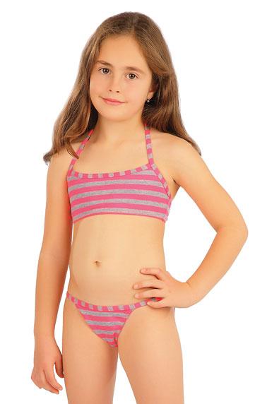 Dievčenské nohavičky bokové. | Detské plavky - zľava LITEX