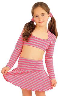 Dievčenská sukňa. LITEX