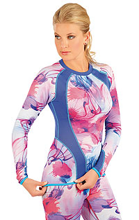 Women´s thermal shirt with long sleeves. | Thermal underwear LITEX