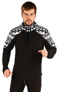 Bunda pánska s kapucňou. | Pánske oblečenie LITEX