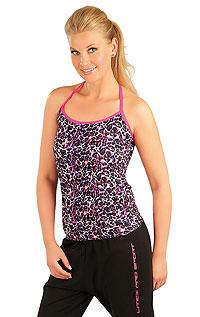 Damen T-Shirt ohne Ärmel. | Sportbekleidung LITEX