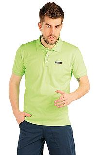 Polo tričko pánske s krátkym rukávom. LITEX