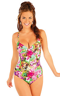 Swimwear Discount LITEX > Swimsuit with underwired cups.