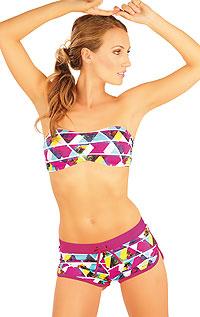 BANDEAU bikini top with no support. LITEX