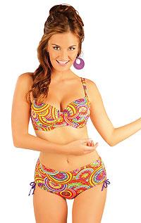 Bikini top with deep cups. LITEX