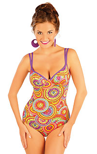 One-piece swimsuit with deep cups. LITEX