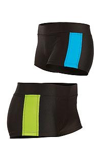Dámske plavky - zľava LITEX > Plavkové nohavičky bokové s nohavičkou.